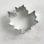 Leaf Cookie Cutter - Mini Maple Leaf