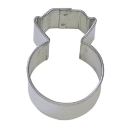 Diamond Ring Cookie Cutter - Mini LARGE