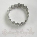 Round Cookie Cutter - Fluted