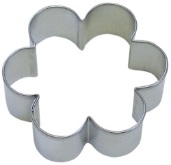 "Scalloped Cookie Cutter - 2-3/4"" LARGE"