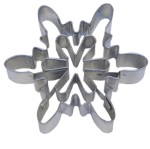 Snowflake Cutter A with Cut-Outs
