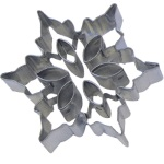 Snowflake Cutter B with Cut-Outs