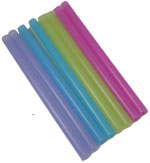 Plastic Dowel Rods - Assorted Colors