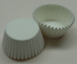 Standard Baking Cups - White - 500 Ct.