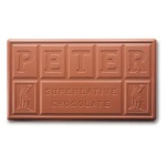 Peters Broc Milk Chocolate - 10 lb.