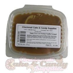 Sugar-Free Low-Sodium Vanilla Caramel LARGE