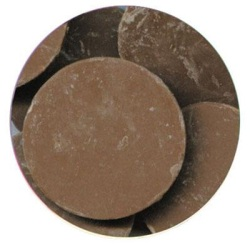 Merckens Cocoa Lite Coating Wafers - 10# LARGE