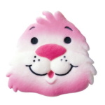 Molded Sugar Wooly Wabbit Face Decoration THUMBNAIL