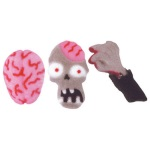 Zombie Attack Sugar Charms