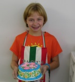 Cake Decorating 101 for Kids - March 12, 2016