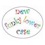 Alphabet Cutter Set - Funky - Lower Case THUMBNAIL
