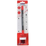 Brush n Fine Pen with Refill - Red