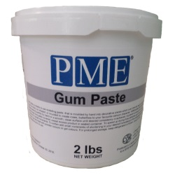 PME Gum Paste - White - 2 lbs.