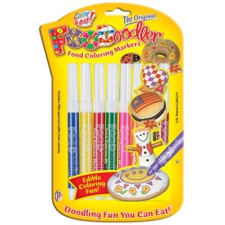 Foodoodler Food Coloring Markers LARGE