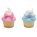 Bow and Mustache Cupcake Rings_THUMBNAIL