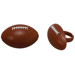 Football Rings - 3D LARGE