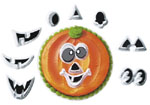 Jack-O-Lantern Face Kit THUMBNAIL