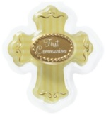 First Communion Cross Topper