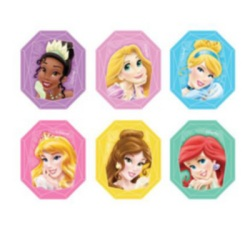 Disney Princess Gemstone Rings LARGE