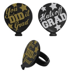 Grad Balloon Rings