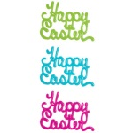 Happy Easter Script Layon