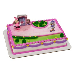 Minnie Mouse Happy Helpers Cake Set LARGE