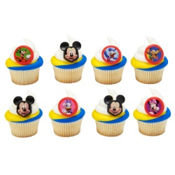 Mickey Mouse Roadster Rings LARGE