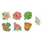 Polynesian Flair Cupcake Rings_THUMBNAIL