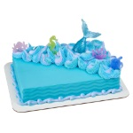 Mystical Mermaid Cake Set
