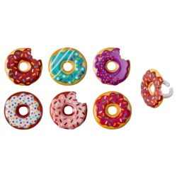 Donut Cupcake Rings LARGE