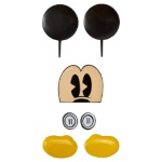 Mickey Mouse Creations Cake Set THUMBNAIL