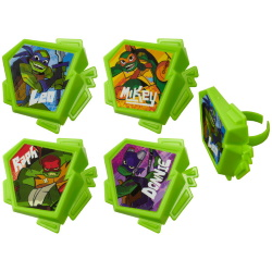 TMNT Power Up Rings LARGE