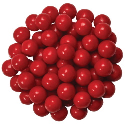 Candy Pearls - Red LARGE
