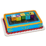 Throwback Party Cake Set THUMBNAIL