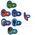PJ Masks Hero & Villain Rings THUMBNAIL