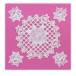 Claire Bowman Cake Lace Mat - Rosie
