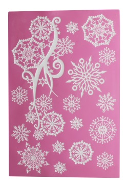 Claire Bowman Cake Lace Mat - Crystal LARGE