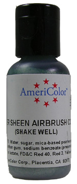 AmeriMist Airbrush Color - Silver Sheen LARGE