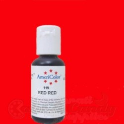 AmeriColor Gel Paste - Red Red