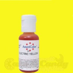 AmeriColor Gel Paste - Electric Yellow