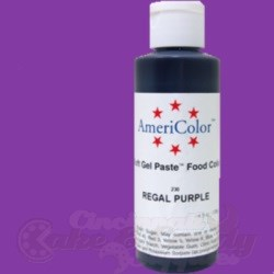 AmeriColor Gel Paste - Regal Purple - 4.5 oz.