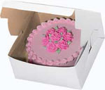 "Bakery Box - 9"" LARGE"