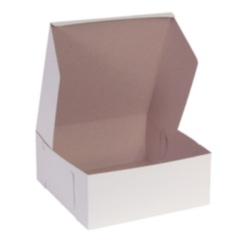 "Bakery Box - 6"" LARGE"