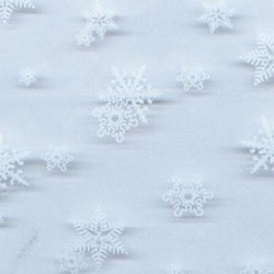 Cello Bags - 1/2 Pound Snowflake LARGE