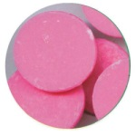 Merckens Rainbow Coating Wafers - Pink