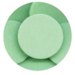 Merckens Rainbow Coating Wafers - Green THUMBNAIL