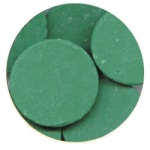 Merckens Rainbow Coating Wafers - Dark Green THUMBNAIL