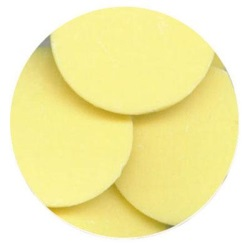 Merckens Rainbow Coating Wafers - Yellow LARGE
