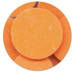 Merckens Rainbow Coating Wafers - Orange