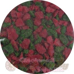 Candy Flakes - Red & Green Peppermint